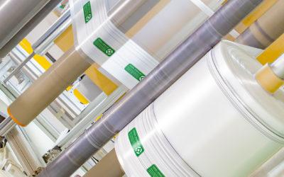 Auf Linie mit der Umwelt: Die GREENLINE® Folie der DERIBA Group